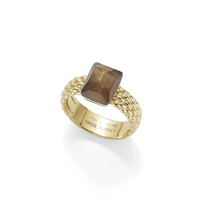 Anello Fope in oro AN561 PTR