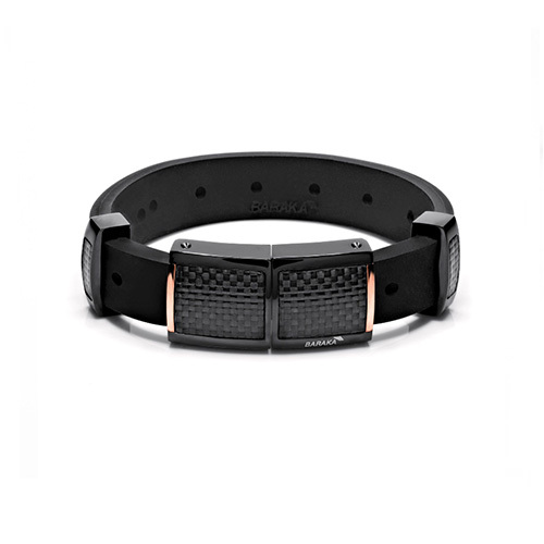 Bracciale Baraka' Black-one Collection BR24500