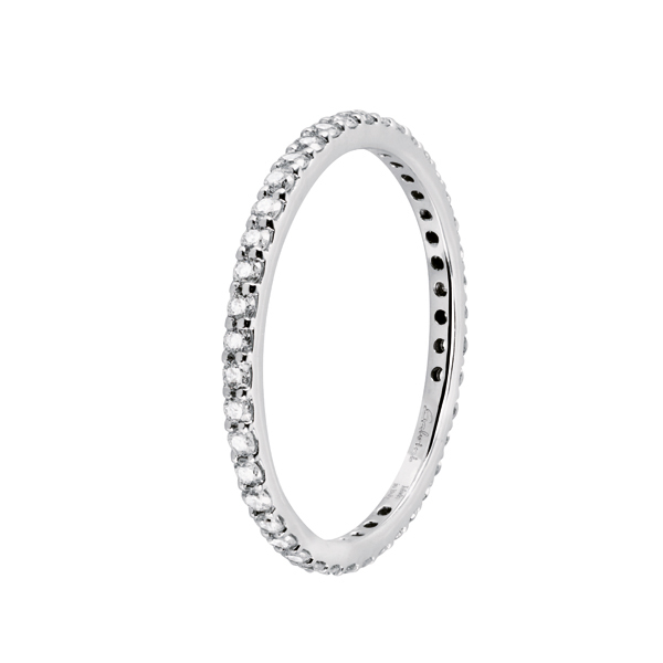 pandora anello brillantini