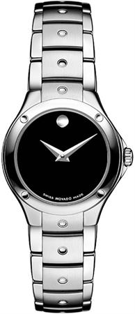 Orologio da donna Movado S E Sports Edition Black Dial 0605791
