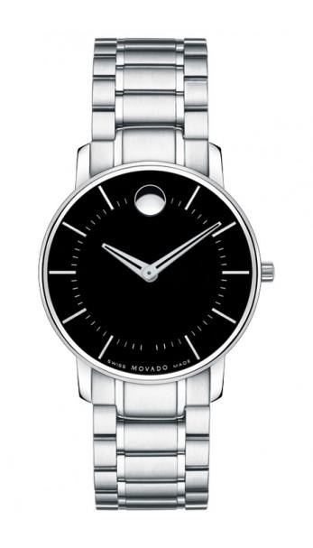 Orologi di design orologio movado thin classic 0606690 for Orologi di design