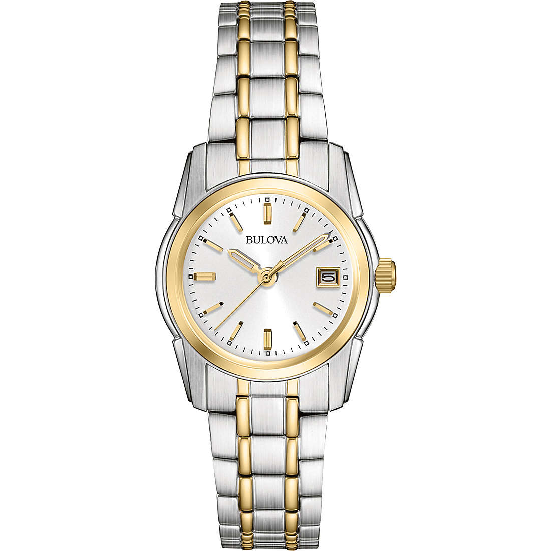 orologio solo tempo donna Bulova Dress 98M105