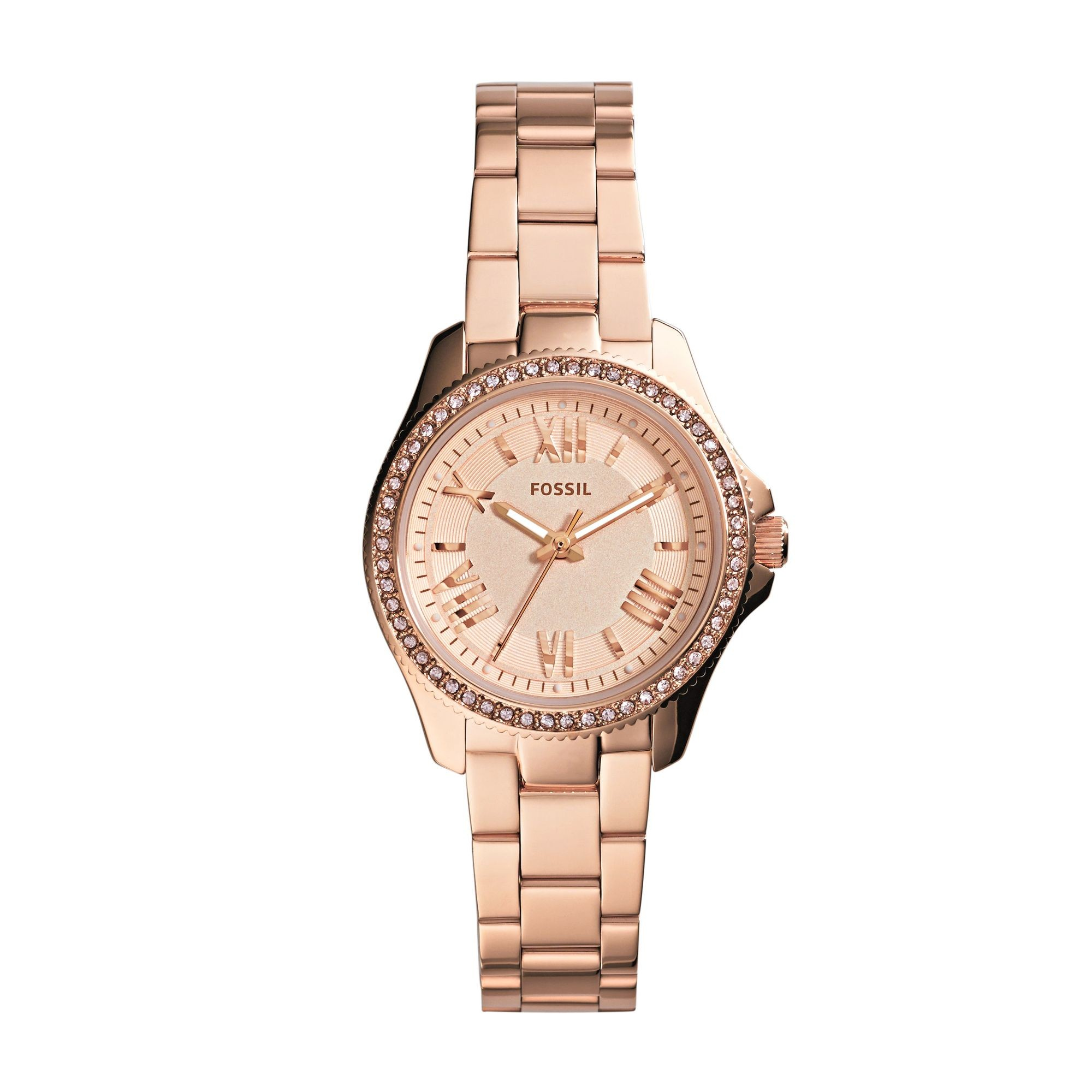 Orologio Cecile Small Stainless Steel Watch - Rose * AM4578