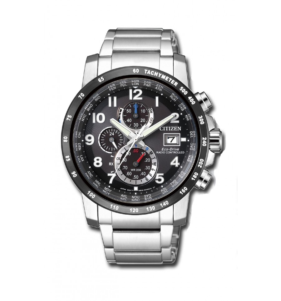 Orologio Citizen Radiocontrollato H800 Sport AT8124-83E