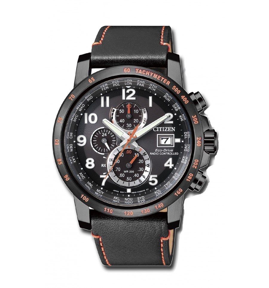 Orologio Citizen Radiocontrollato H800 Sport AT8125-05E - NEW