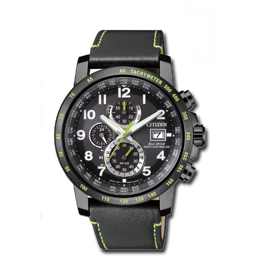 Orologio Citizen Radiocontrollato H800 Sport AT8128-07E - NEW