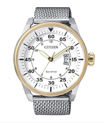 Orologio Citizen Aviator AW1364-54A - NEW 2016