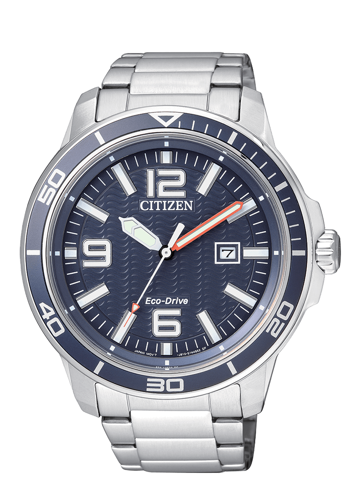 Orologio Citizen Marine AW1520-51L - NEW 2016