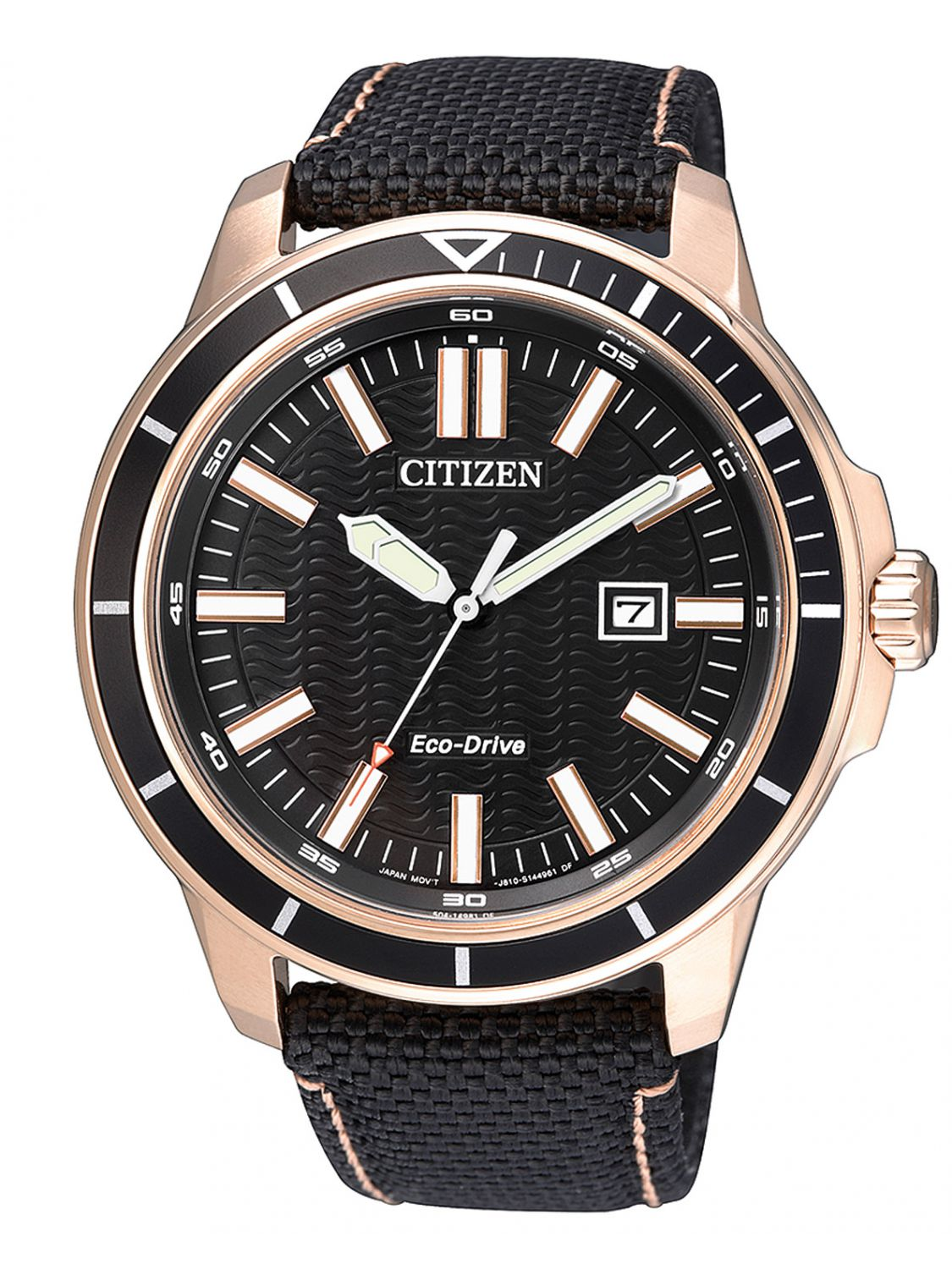 Orologio Citizen Marine AW1523-01E - NEW 2016