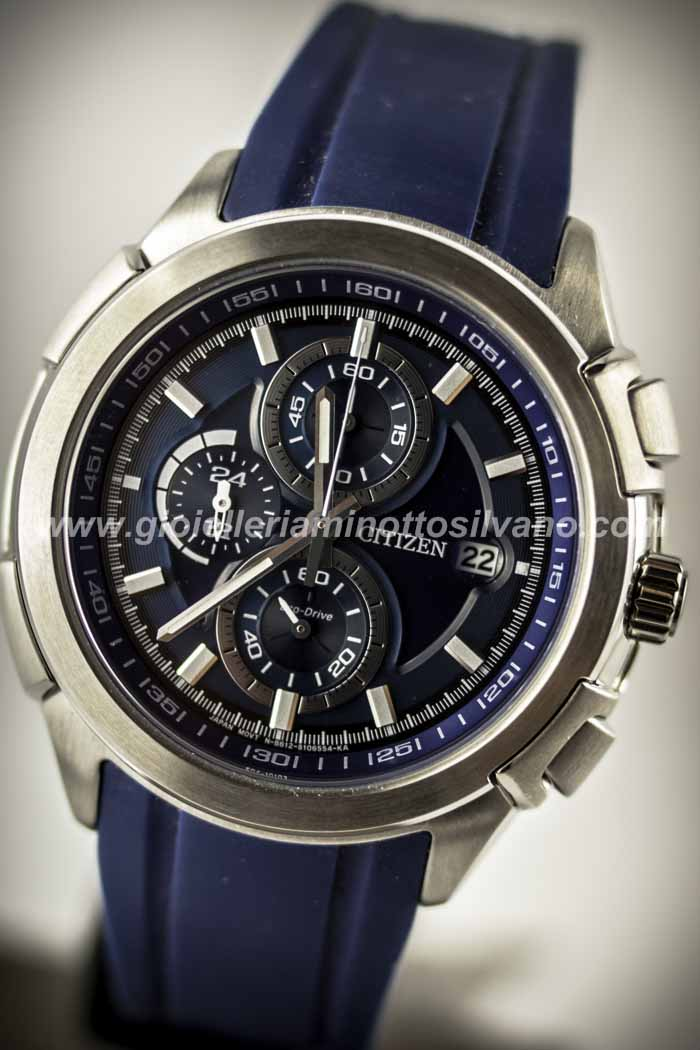 Orologio Cronografo Citizen Racing 140 CA0141-01L