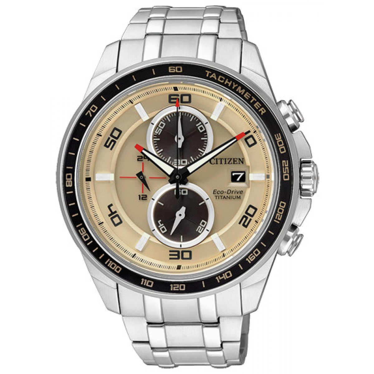 Orologio Citizen Crono SuperTitanio 0345 CA0348-53W - 2015