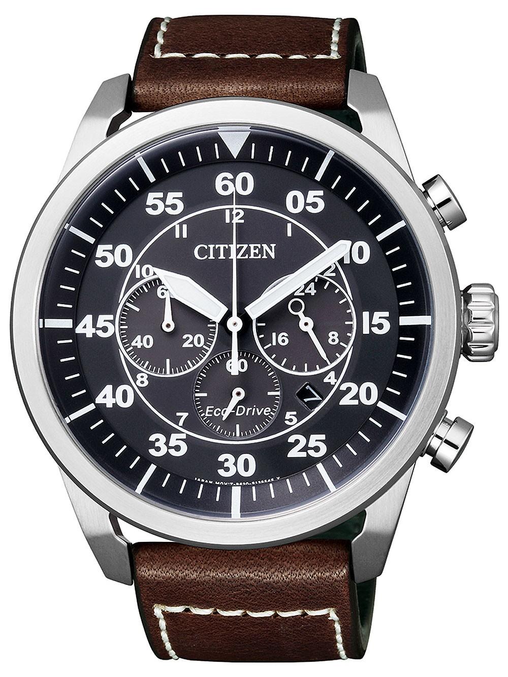 how to regulate a citizen watch