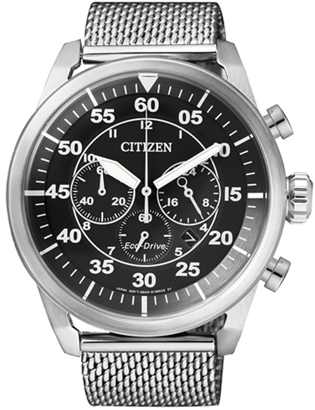 Orologio Citizen Aviator Crono CA4210-59E - NEW 2016