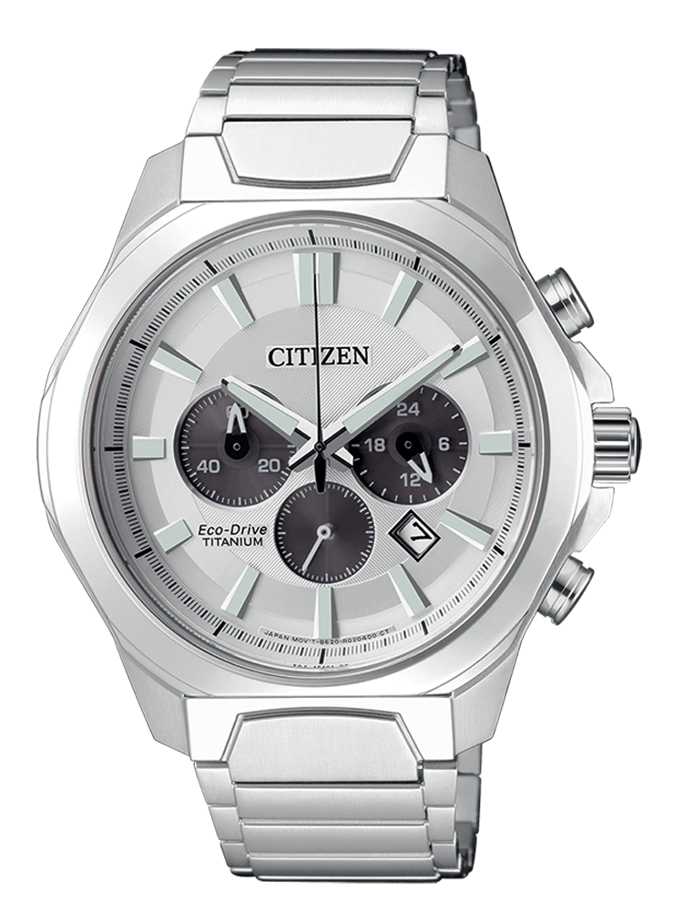 Orologio Crono Supertitanio 4320 Citizen CA4320-51A