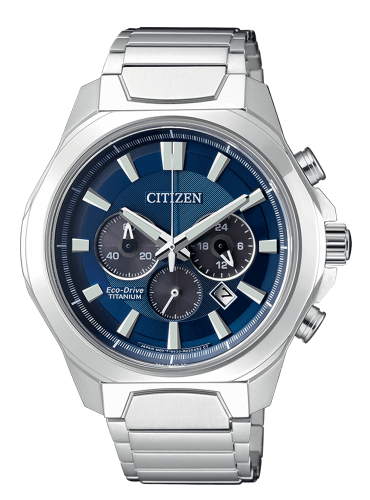 Orologio Crono Supertitanio 4320 Citizen CA4320-51L