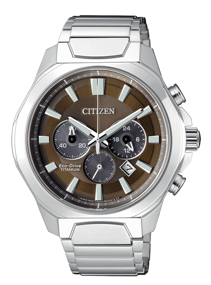 Orologio Crono Supertitanio 4320 Citizen CA4320-51W