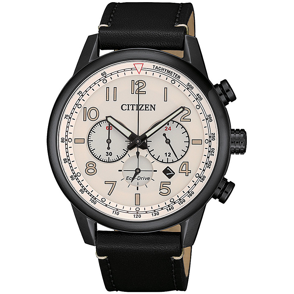 orologio cronografo uomo Citizen Of Collection CA4425-10X