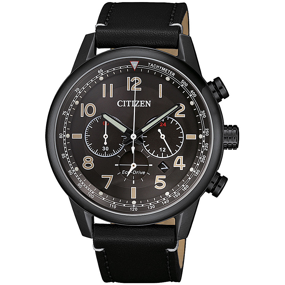 orologio cronografo uomo Citizen Of Collection CA4425-28E
