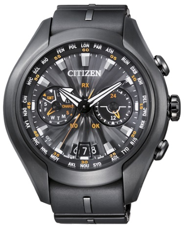 Orologio Citizen Satellite Wave AIR CC1075-05E - 2015
