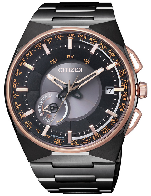 Orologio Citizen F100 Satellite Wave CC2004-59E Limited Edition