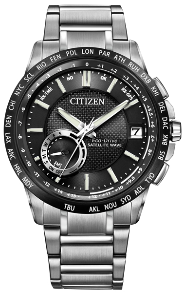 Citizen F150 Satellite Wave CC3005-51E