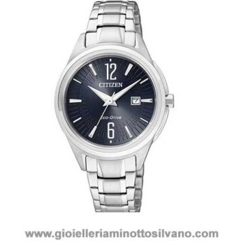 OROLOGIO DA POLSO CITIZEN ECODRIVE 98/218 FASHION EW1760-58L