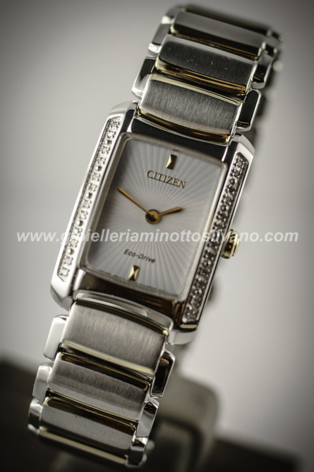 OROLOGIO Citizen ECO DRIVE LADY EG2965-53A - 2015