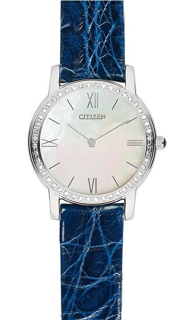 Orologio Citizen Lady Ultrapiatto EG3200-04D