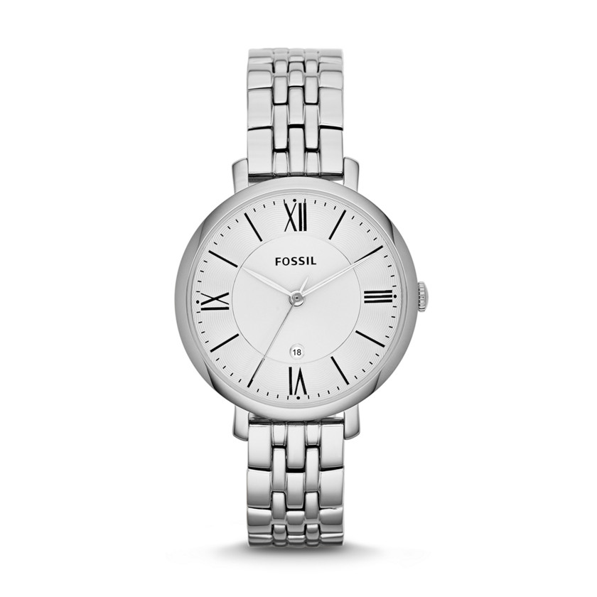 Orologio Jacqueline Three-Hand Stainless Steel Watch # ES3433