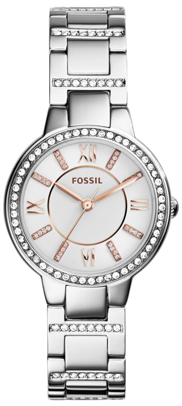Orologio FOSSIL Virginia Donna * ES3741 NEW