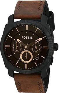 Orologio Fossil Analogue Black Dial Men's And Boy's Watch ES4656