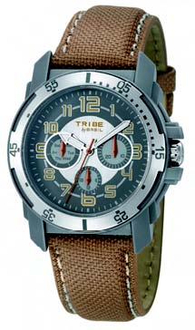 Orologio Tribe by Breil Knock MULTIFUNZIONE GENT 42 MM EW0144