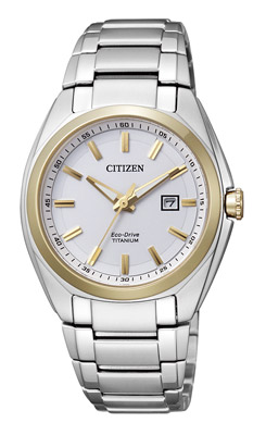Citizen, Orologio Donna SuperTitanio 221 EW2214-52A