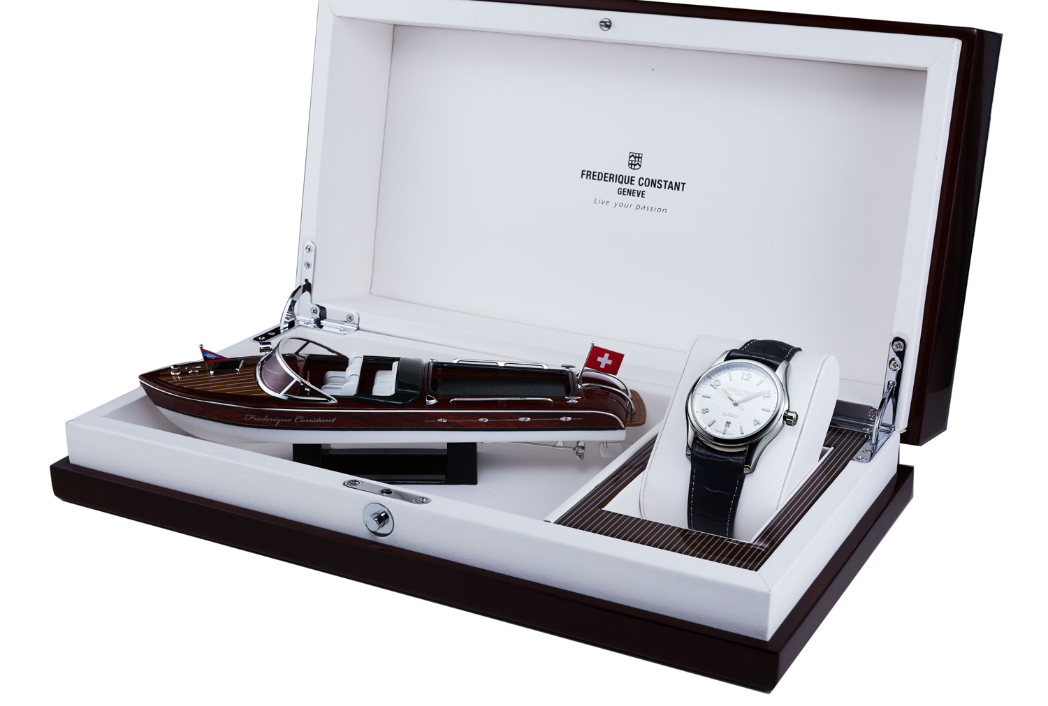 Orologio FREDERIQUE COSTANT FC-303RMS6B6 RIVA Limited Edition