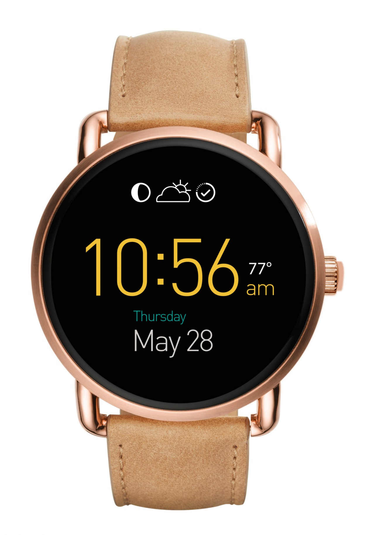 Orologio Smartwatch donna Fossil Q Founder - FTW2102