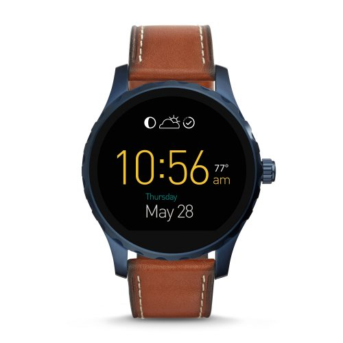 Orologio Smartwatch uomo Fossil Q Founder - FTW2106