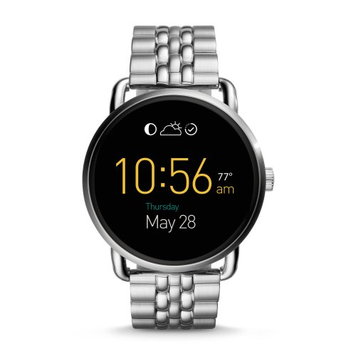 Orologio Smartwatch donna Fossil Q Founder - FTW2111