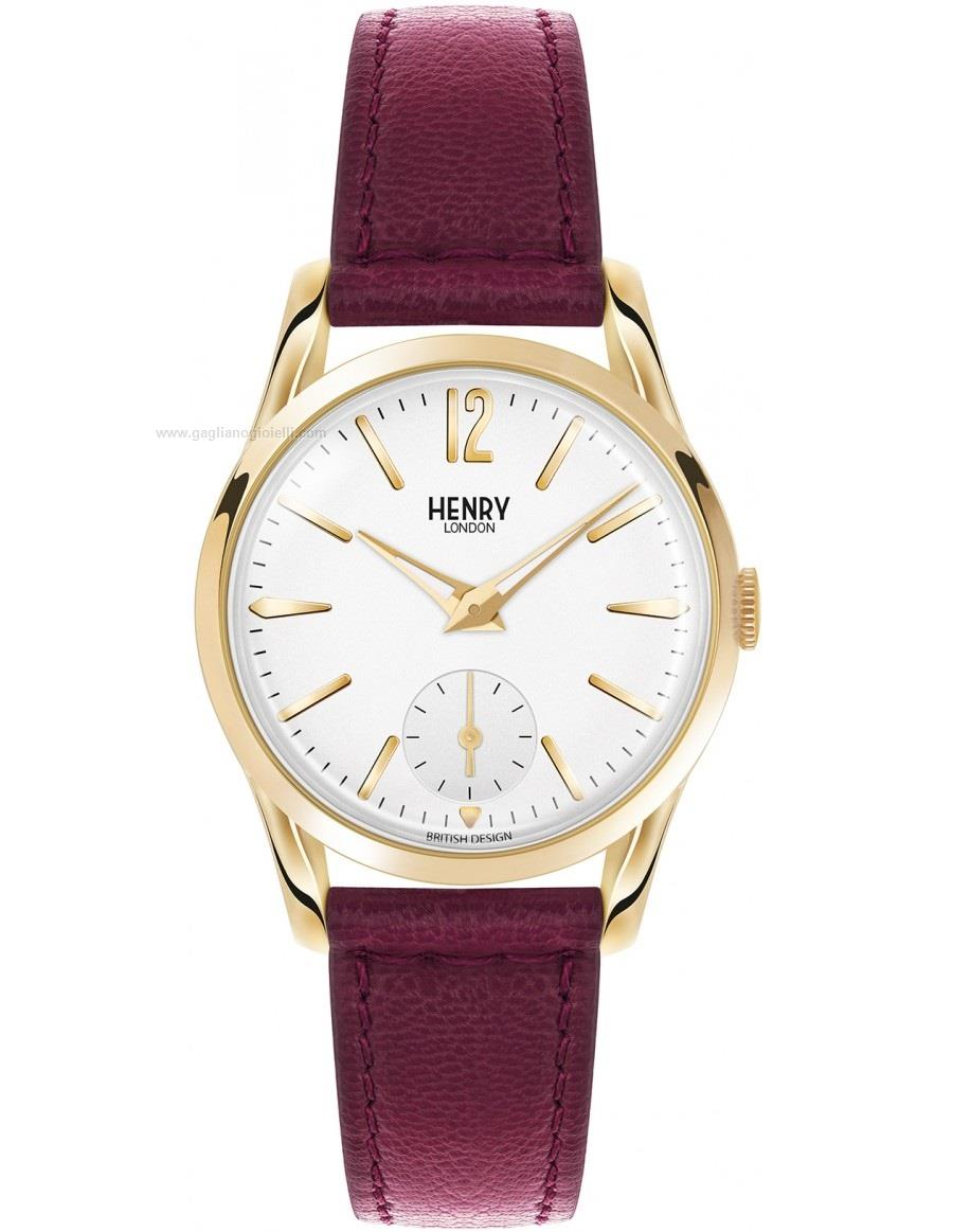 Orologio Henry London HL30-US-0060