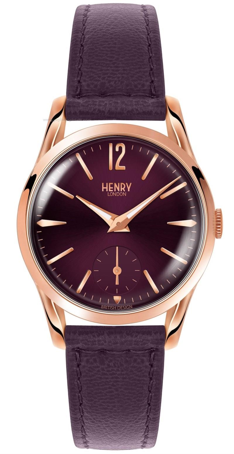 Orologio Henry London HL30-US-0076