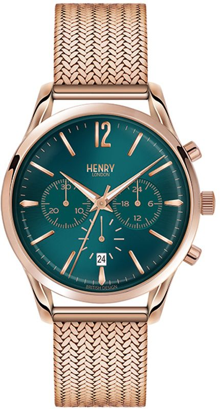 Orologio Henry London HL39-CM-0142