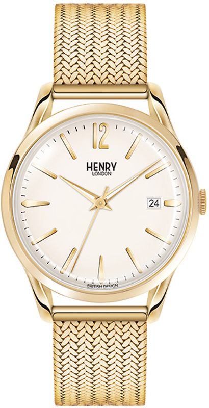 Orologio Henry London Westminster HL39-M-0008