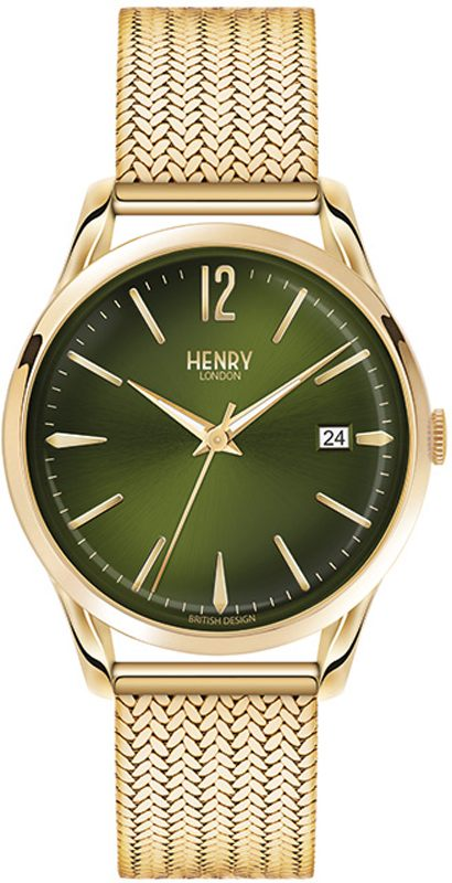 Orologio Henry London Chiswick HL39-M-0102