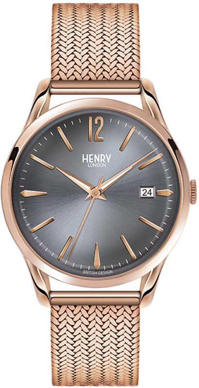 Orologio Henry London Finchley HL39-M-0118