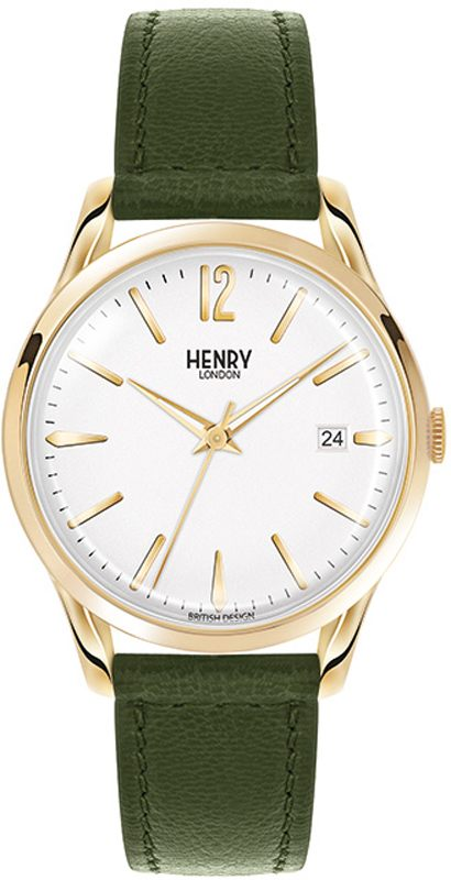 Orologio Henry London Chiswick HL39-S-0098