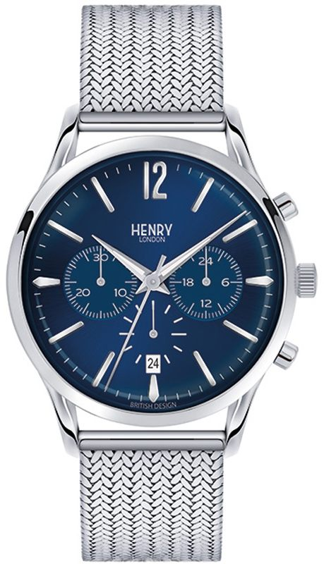 Orologio Henry London HL41-CM-0037