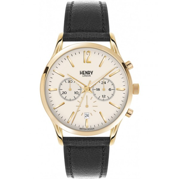 Orologio Henry London HL41-CS-0018