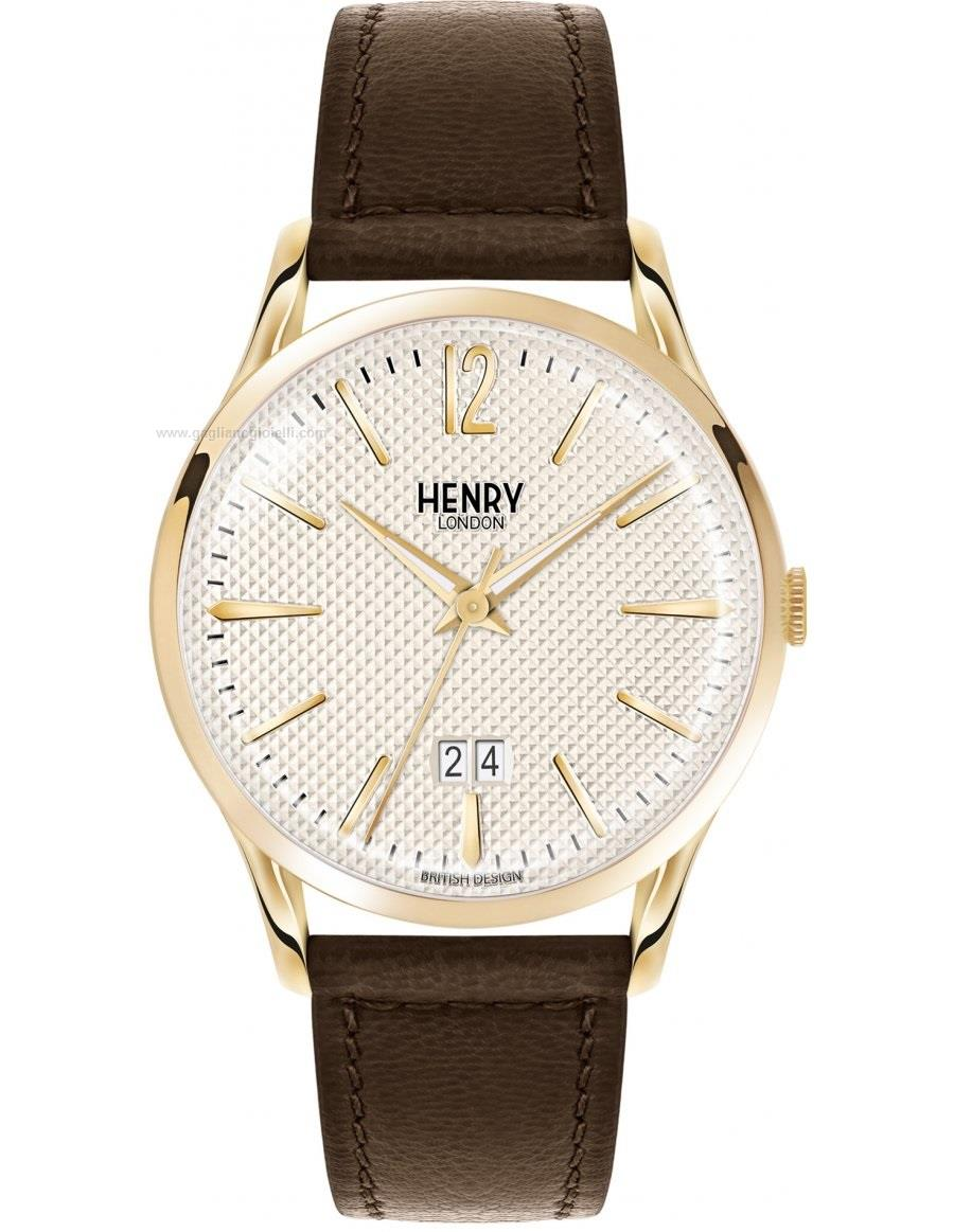 Orologio Henry London Men's Westminster Watch HL41-JS-0016