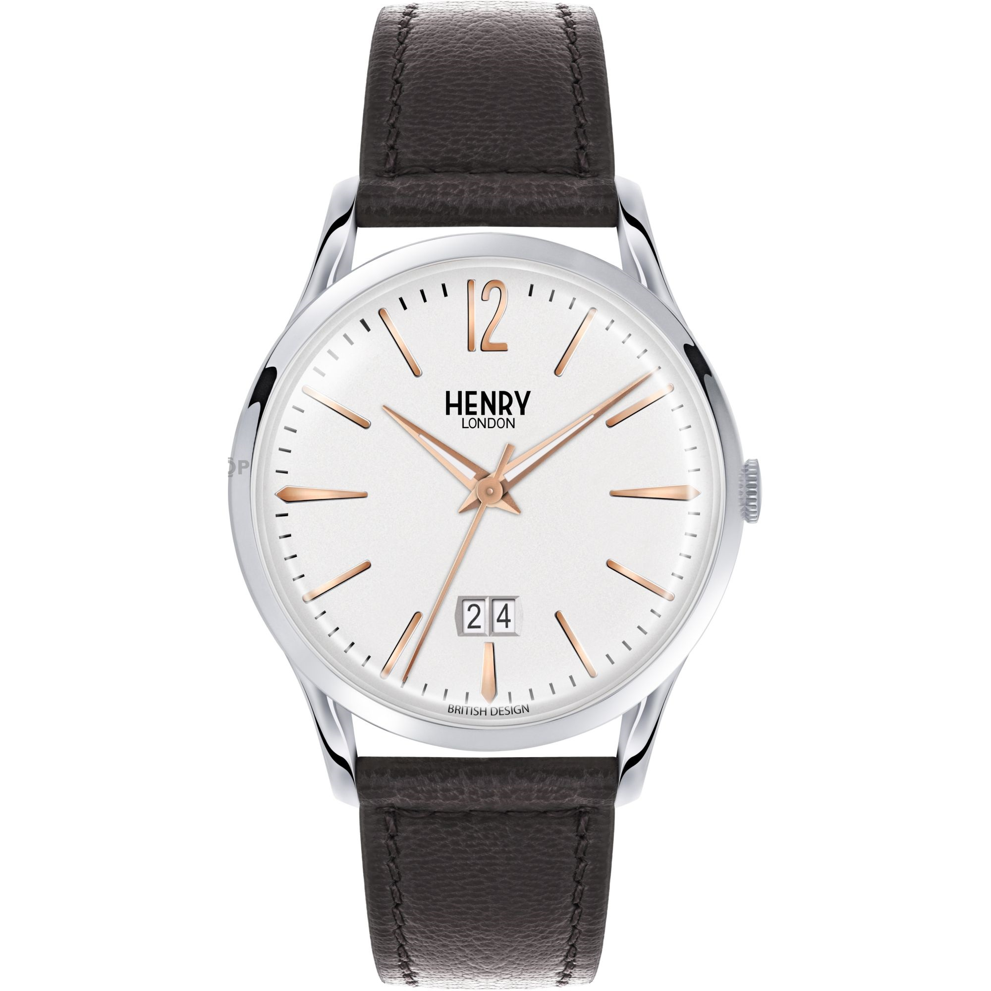Orologio Henry London Men's Highgate Watch HL41-JS-0067