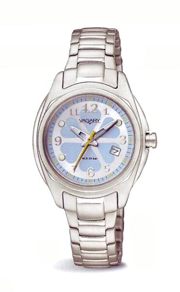 orologio solo tempo donna Vagary By Citizen IE6-813-71
