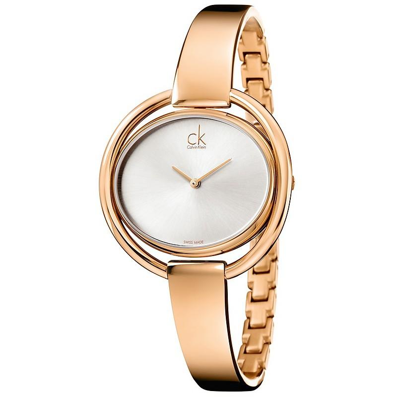 57a4635670e659 orologio solo tempo donna Calvin Klein Impetuous K4F2N616 [K4F2N616 ...